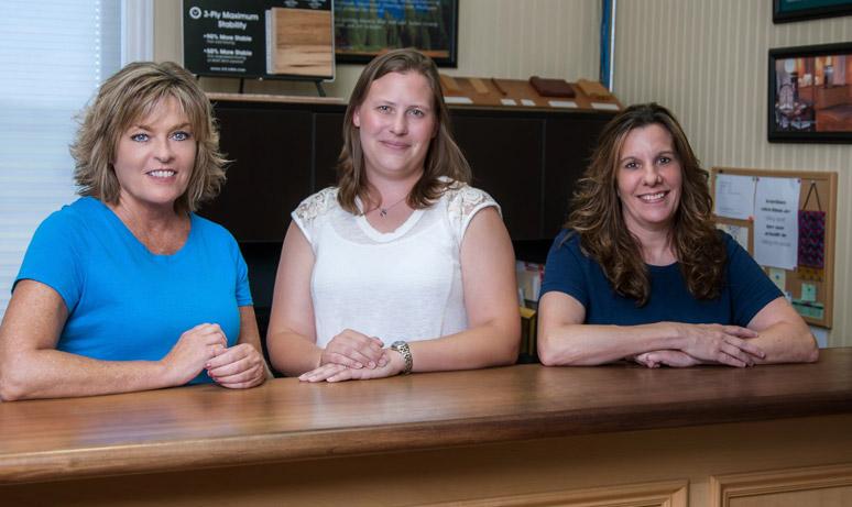 Meet Belinda Brinning, Liz Isaly, & Julie Crots